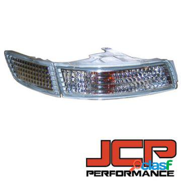 Fr. bumper lamps crystal clear jcp toyota mr2 sw20 91/-