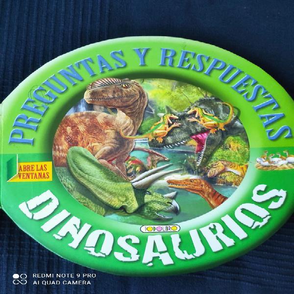 Preguntas y respuestas dinosaurios