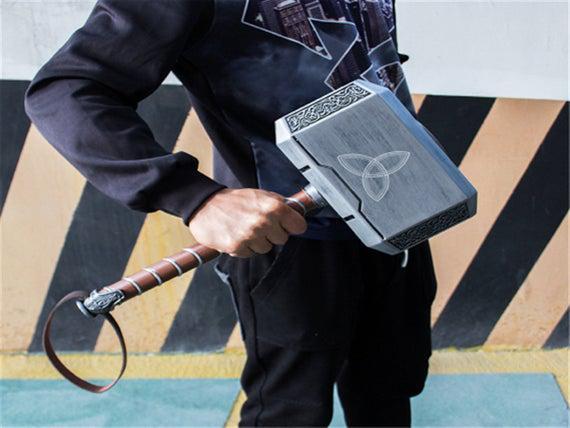 Thor hammer metal, versión mejorada thor mjolnir, thor