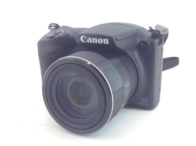 Camara digital bridge canon sx432 is