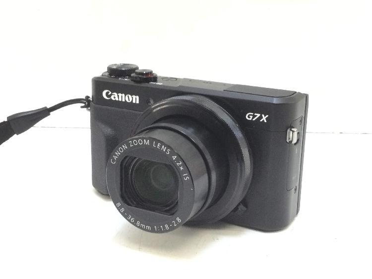 Camara digital compacta canon g7x mark ii