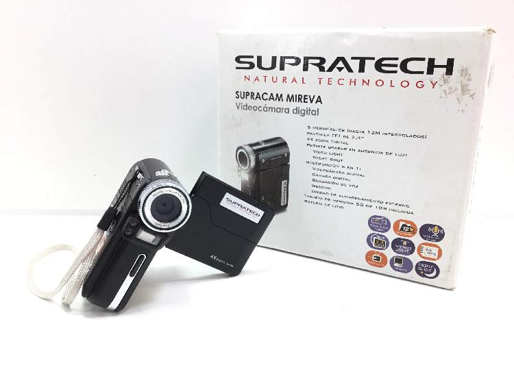 Videocamara digital supratech natural technology