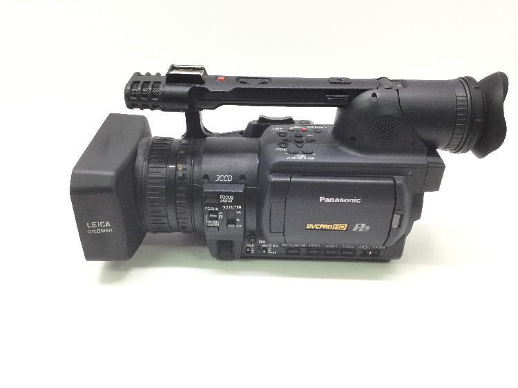 Videocamara profesional panasonic ag-hvx2000e p2 hd