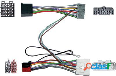 Conector doble iso para isuzu 2007 >, rodeo, dmax, parrot