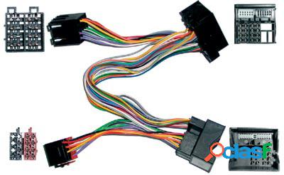 Conector doble iso para ford 2003 > 40 pines, parrot