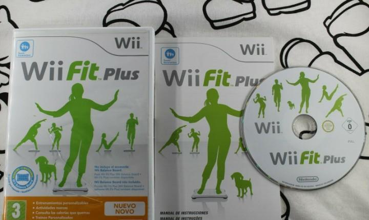 Nintendo wii wii fit plus muy buen estado pal españa