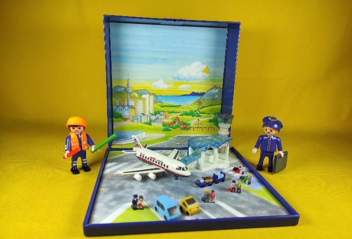 Playmobil micro aeropuerto ref 4336