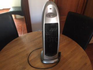 Ventilador eléctrico para calentar / enfriar