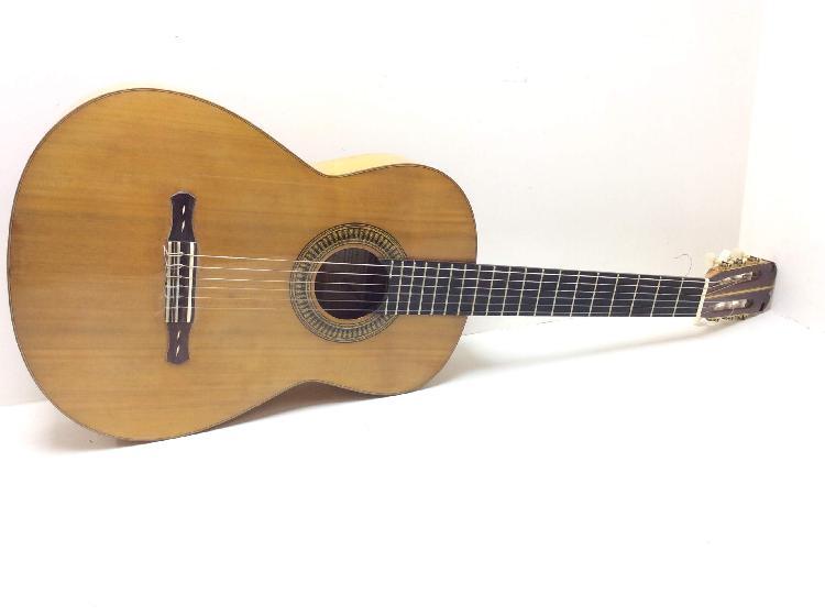 Guitarra clasica manuel perez paez flamenca