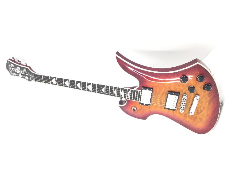 Guitarra electrica bc rich mockingbird special x