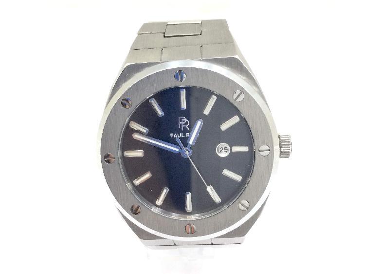 Reloj pulsera caballero paul rich pr68-m