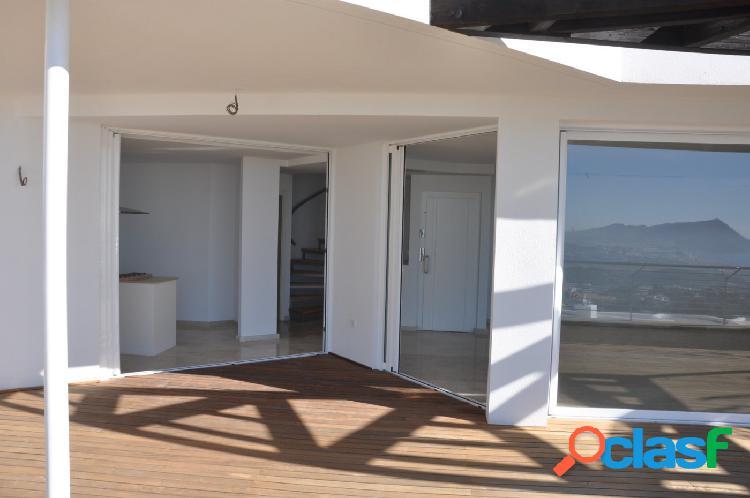 Villa Impresionantes Vistas Mar Altea 3