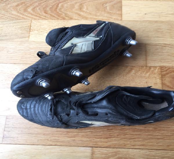 Botas usadas por sergi (fc barcelona) 1998