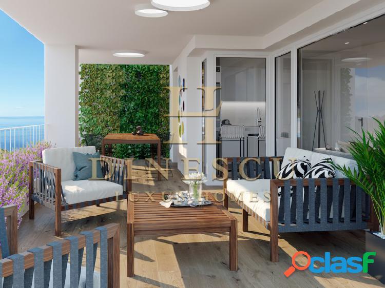 Moderno apartamento a buen precio en villajoyosa