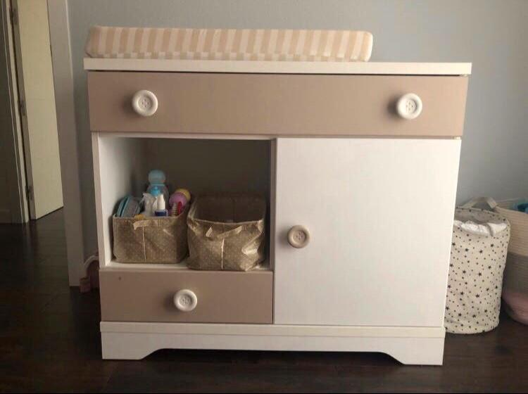 Comoda habitación infantil