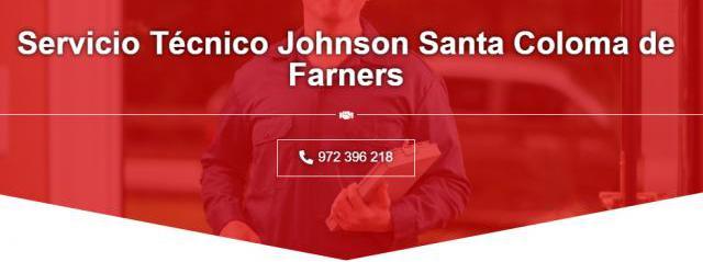 Servicio técnico johnson santa coloma de farners 972396313