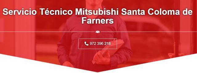 Servicio técnico mitsubishi santa coloma de farners