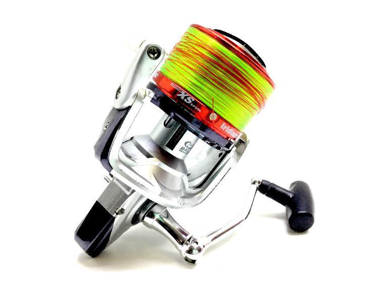 Carrete pesca iridium agile 60