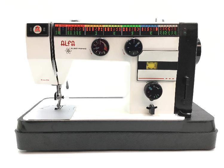Maquina coser alfa 3940