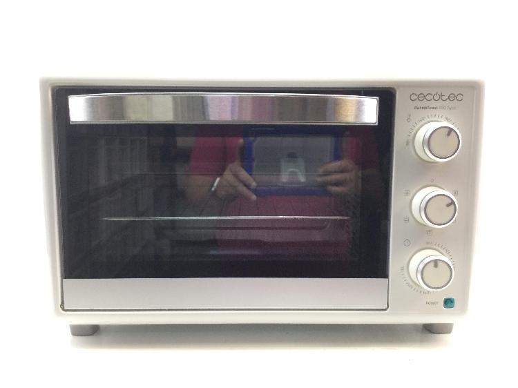 Minihorno cecotec bake&toast 690 gyro
