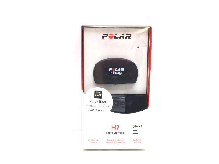 Pulsometro polar h7 ? sensor de frecuencia cardíaca