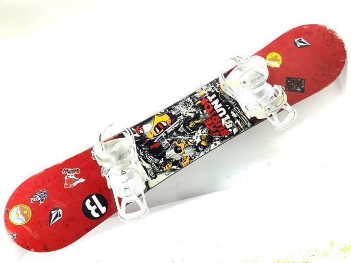 Snowboard burton blunt