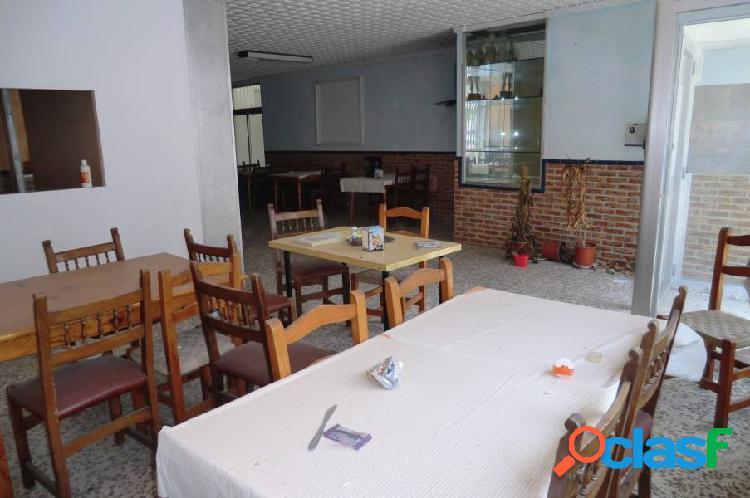 LOCAL COMERCIAL BENIDORM, VILLAJOYOSA Y CALA DE FINESTRAT 1