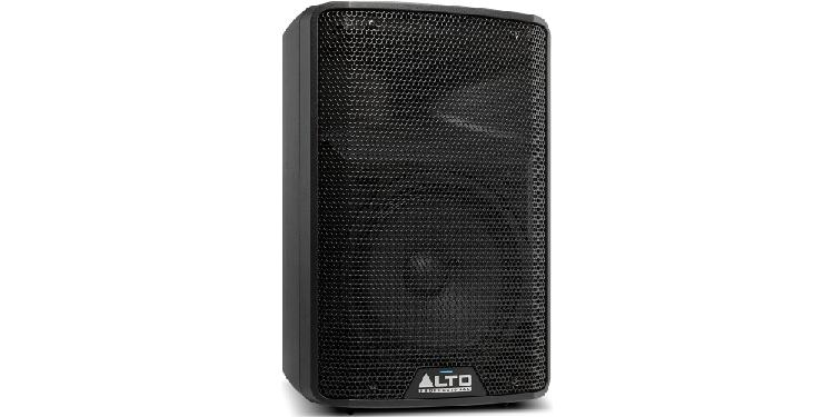 Alto tx 308 altavoz amplificado clase d 175w rms