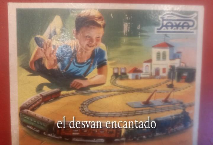 Antiguo tren paya ref: 1402. conserva caja original. ver