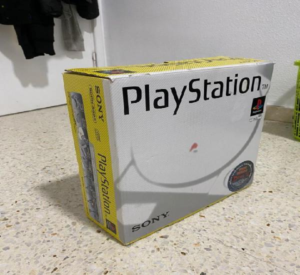 Consola playstation 1