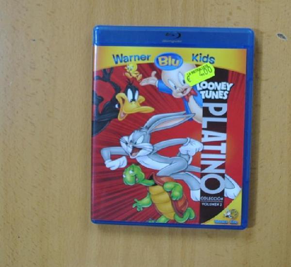 Looney tunes volumen 2 - bluray