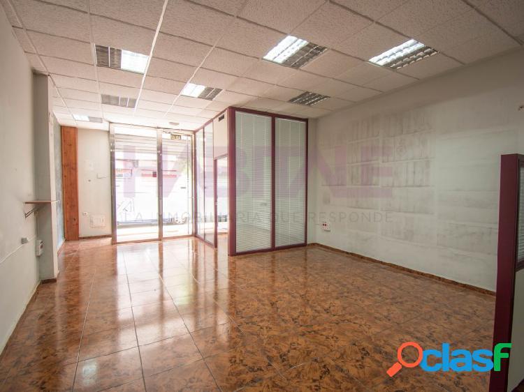 Local comercial idóneo para oficinas
