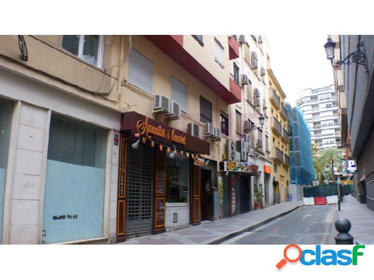 Local en pleno centro de la ciudad de alicante, próximo a av dr gadea