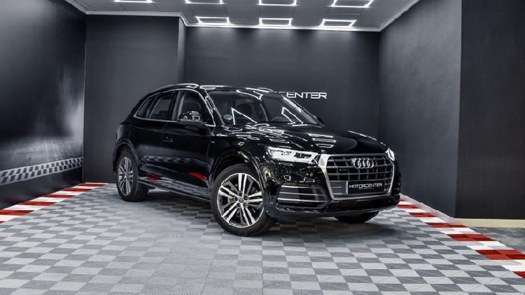 Audi q5 2.0tdi s line quattro-ultra s tronic 120kw