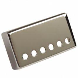 Gibson gear bridge position humbucker cover / nickel