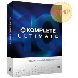 Native instruments komplete 10 ultimate upg from komplete 10