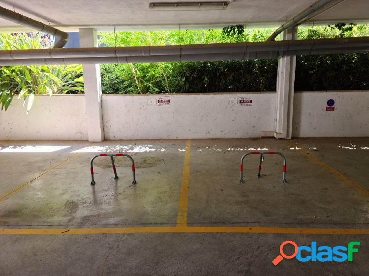 Plaza de parking en parque tecnológico de paterna