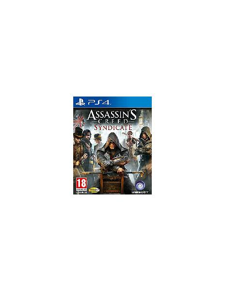 Juego assassins creed syndicate ps4