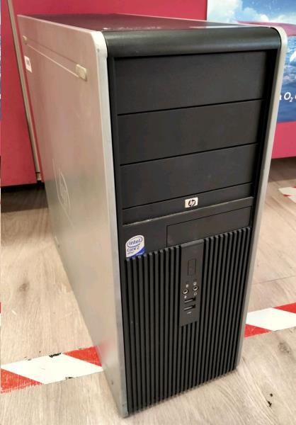 Ordenador hp compaq dc7800p core2duo/500gb hdd/4gb ram