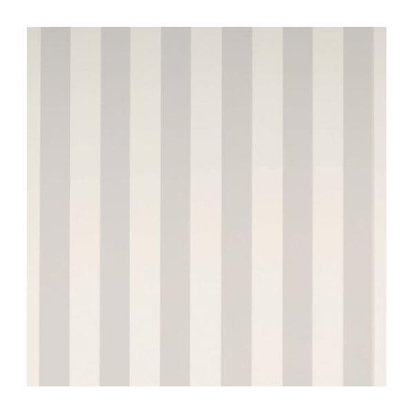 Papel pintado a rayas anchas, de estilo clásico en tonos