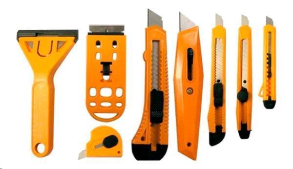 Set 8 piezas cutters segunda mano/novedad en nolotire