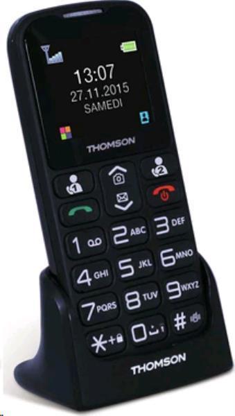 Telefono thomson serea49+ black nuevo/novedad en nolotire a