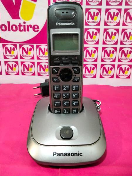 Teléfono inalámbrico panasonic kx