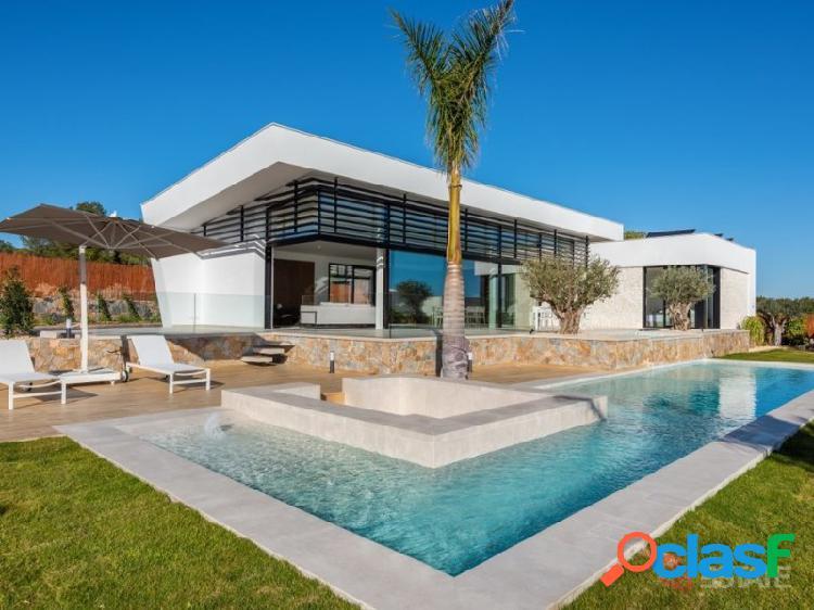 Casa de alto standing de 210 m2 en venta las colinas golf costa blanca