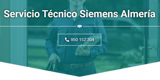 Servicio técnico siemens almeria 950206887