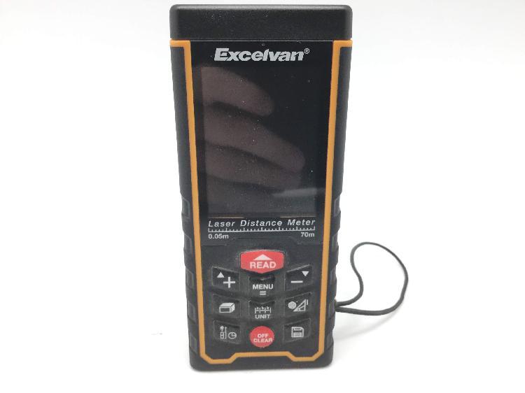 Medidor laser excelvant laser distance meter