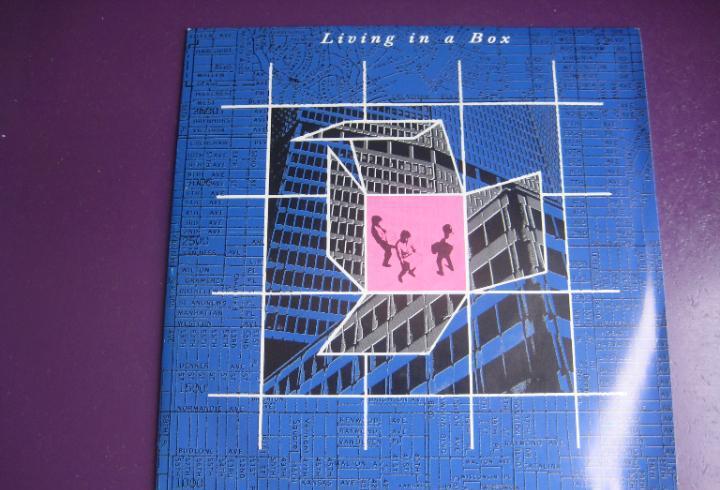 Living in a box – living in a box - sg chrysalis 1987