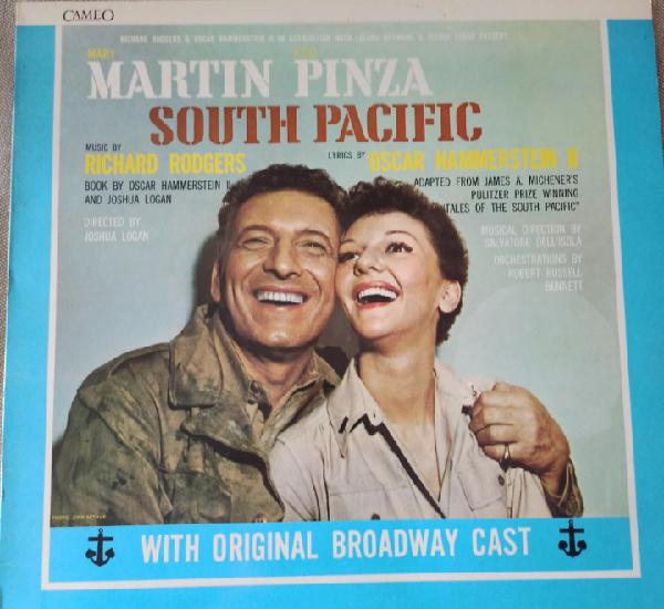 Mary martin / ezio pinza with original broadway cast - south
