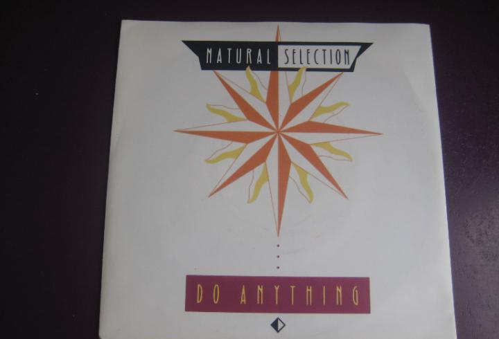 Natural selection – do anything - sg eastwest 1991 -
