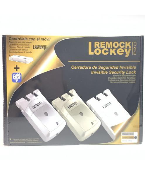 Cerradura electronica remock lockey pro